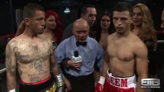 TAJIKISTAN vs USA (Профессиональный бокс).Knockout