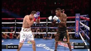 Супер зрелещный бой | Бокс | Геннадий Гогловкин - Уилли Монро | Легенды мирового бокса