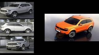 Новая Лада Нива Lada Niva 2015   2017  Обзор в Автоблоге   новинка Авто ВАЗа на канале Посмотрим