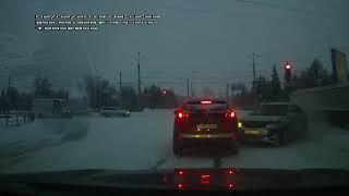 ДТП Омск 02.02.2019