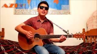СОПРАНО - Мот feat Ани Лорак [Кавер на гитаре от АЗИ] (Текст + Караоке)